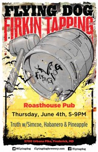 RHP Firkin Night
