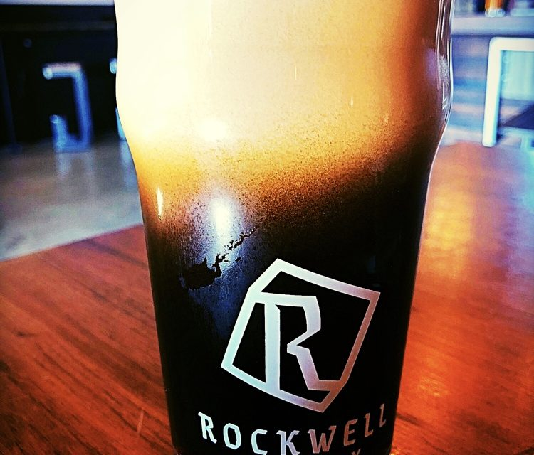 Beer & Loathing: Rockwell Brewery