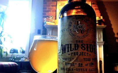 Good Wood: Barrels, Hybrid-Beers, and B.C. Brewery