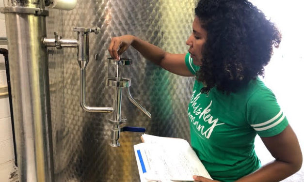 From the Classroom to the Cask: Kay Bennett's Journey from Teacher to Assistant Distiller